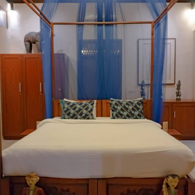 Villa Menoreh Villa Bed